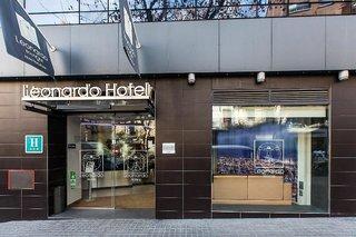 Hotel Leonardo Boutique Hotel Sagrada Familia Außenaufnahme