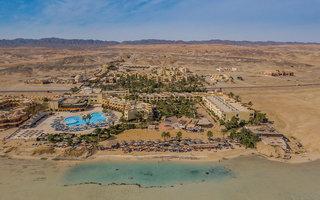 Hotel Blue Reef Resort Luftaufnahme