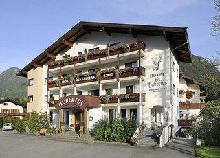 Hotel St.Hubertus Lofer Außenaufnahme