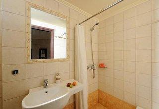 Hotel Hotel Kreta Natur Badezimmer