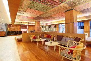 Hotel Grand Inna Kuta Lounge/Empfang
