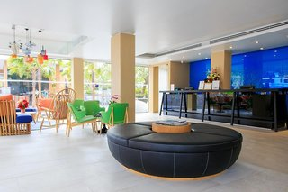 Hotel Grand Scenaria Hotel Pattaya Lounge/Empfang