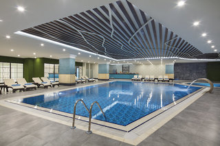 Hotel Granada Luxury Beach Hallenbad