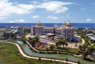 Hotel Delphin BE Grand Resort Luftaufnahme