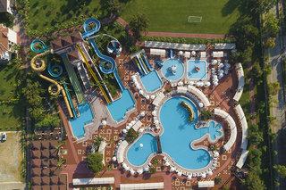 Hotel Club Hotel Turan Prince World Luftaufnahme