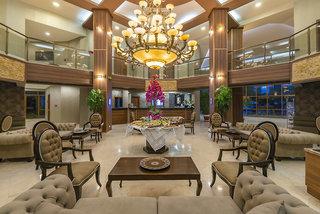 Hotel Club Hotel Turan Prince World Lounge/Empfang