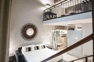 Hotel Adriano Wohnbeispiel