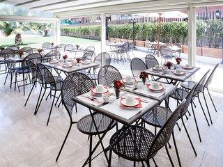 Hotel Adagio Aparthotel Rome Vatican Restaurant