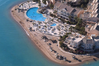 Hotel Mövenpick Resort & Spa El Gouna Luftaufnahme
