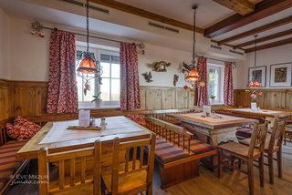 Hotel Alpengasthof Enzian Restaurant