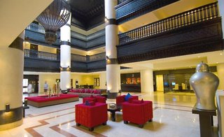 Hotel Royal Decameron Tafoukt Beach Lounge/Empfang