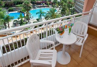 Hotel Puerto Palace Terasse