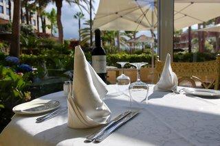 Hotel Puerto Palace Restaurant