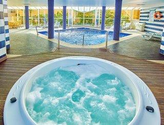 Hotel Hotel Baia Cristal Beach & Spa Resort Hallenbad