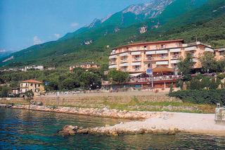 Hotel Firenze Assenza Di Brenzone Außenaufnahme