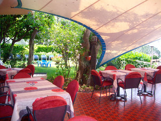 Hotel Firenze Assenza Di Brenzone Restaurant