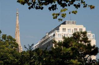 Hotel Hotel am Parkring Wien Außenaufnahme