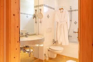Hotel Försterhof Badezimmer