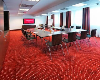 Hotel Best Western Plus Amedia Wien Konferenzraum
