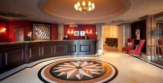 Hotel Amba Hotel Charing Cross Lounge/Empfang
