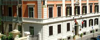 Hotel Delle Vittorie Außenaufnahme