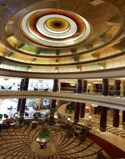 Hotel Beach Rotana Abu Dhabi Lounge/Empfang
