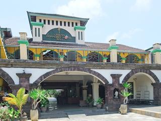 Hotel Legian Paradiso Außenaufnahme