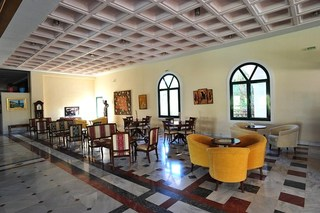 Hotel Ilaria Lounge/Empfang