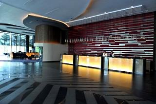 Hotel Amaranth Suvarnabhumi Airport, BW Premier Collection Lounge/Empfang