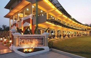 Hotel Chaophya Park Bangkok Außenaufnahme
