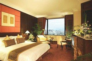 Hotel Chaophya Park Bangkok Wohnbeispiel