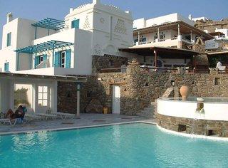 Hotel Porto Mykonos Außenaufnahme