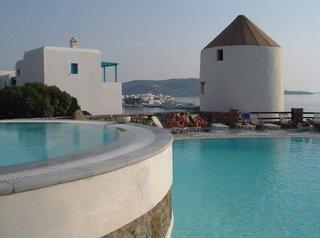 Hotel Porto Mykonos Pool