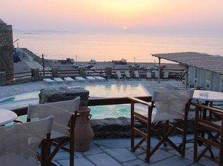 Hotel Porto Mykonos Terasse