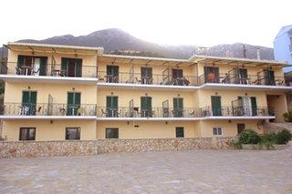 Hotel Vergina Star Außenaufnahme