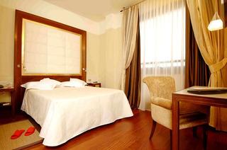 Hotel Antares Accademia Wohnbeispiel