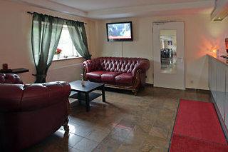 Hotel PLAZA Inn Hamburg MoorfleetLounge/Empfang