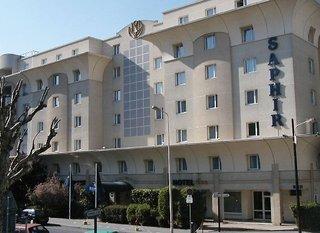 Hotel Best Western Saphir Außenaufnahme