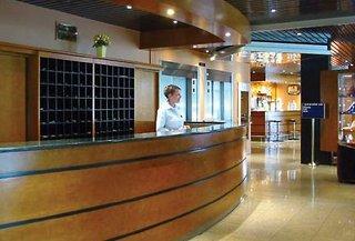 Hotel Best Western Saphir Lounge/Empfang