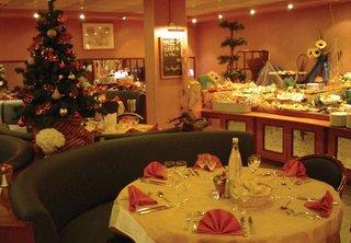 Hotel Best Western Saphir Restaurant