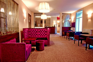 Hotel Boutiquehotel Stadthalle Wien Lounge/Empfang