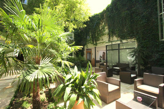Hotel Boutiquehotel Stadthalle Wien Terasse