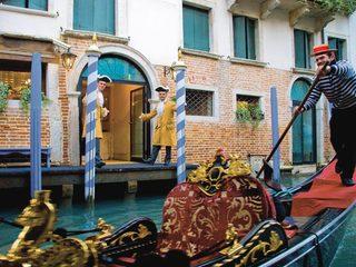 Hotel Colombina Venedig Außenaufnahme