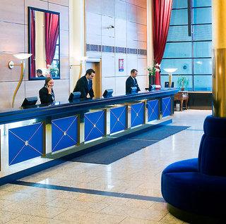Hotel Thon Opera Lounge/Empfang