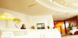 Hotel FourSide Hotel Salzburg Lounge/Empfang