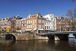 Hotel Bastion Amsterdam Centrum Zuidwest Stadtansicht