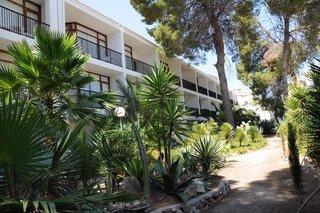 Hotel Osiris Ibiza Garten