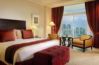 Hotel Beach Rotana Abu Dhabi Wohnbeispiel