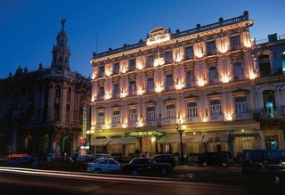 Hotel Hotel Inglaterra Außenaufnahme