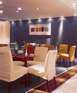 Hotel Alexandros Lounge/Empfang